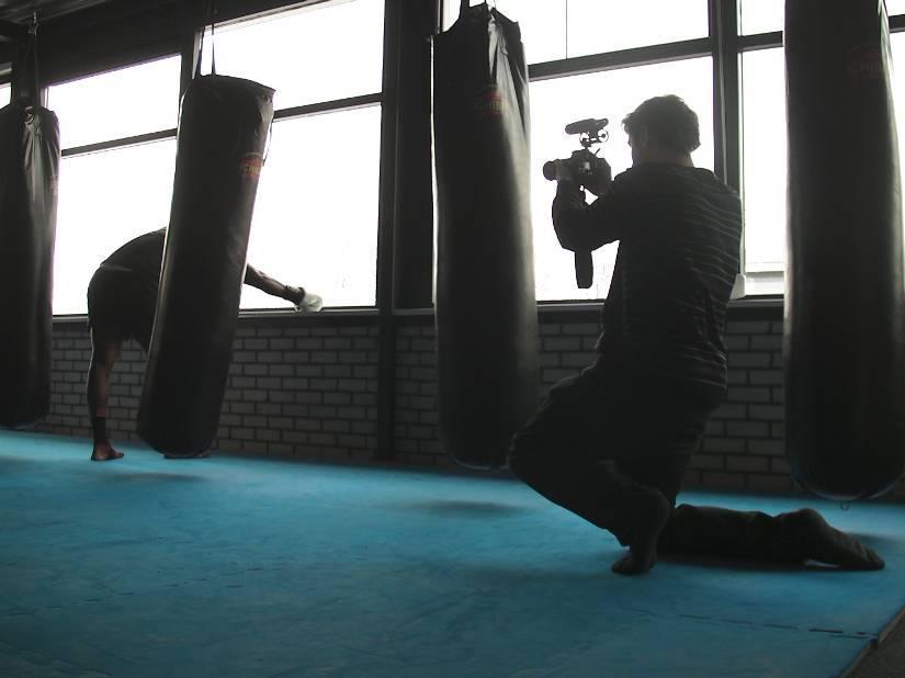 Olivier Garcia - Freelance Cameraman inhuren