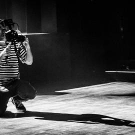 Freelance Cameraman Sam Golbach