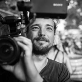 Freelance Cameraman Daniel Herter