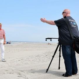 freelance cameraman Jaap van Didden jvd recording